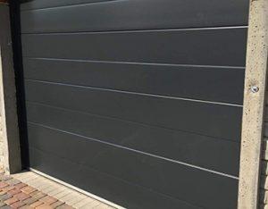 Brama garażowa - Dakowy Mokre